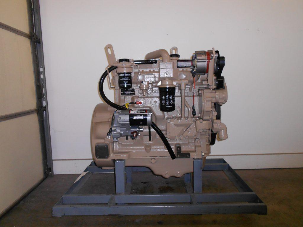 John Deere 4045T-290