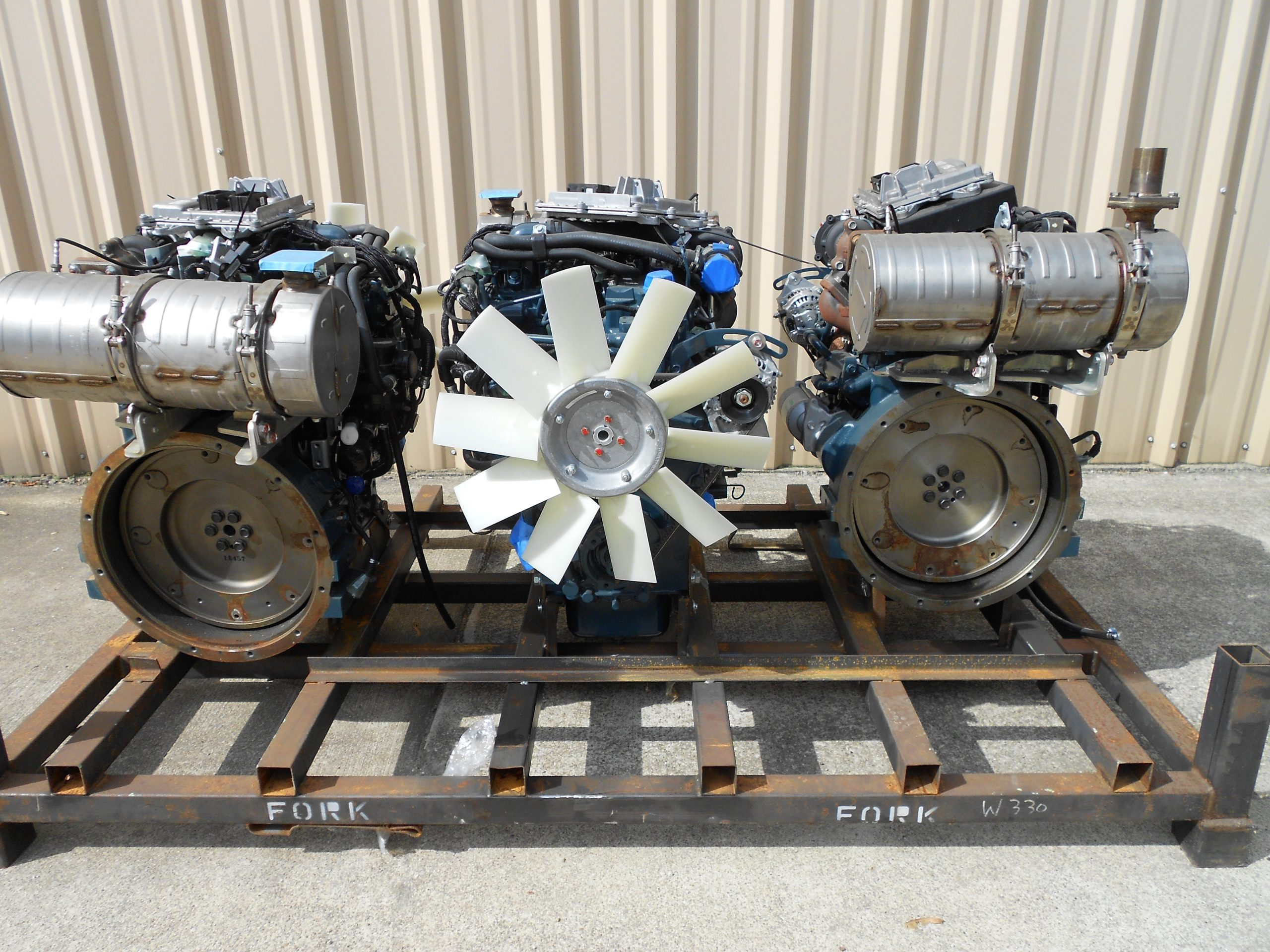 Kubota D1803-CR-T-EF01