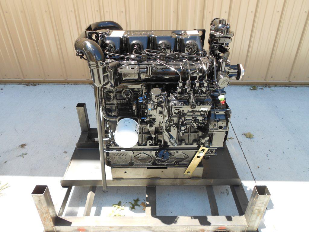 Kubota V3800-DI-T-ES09