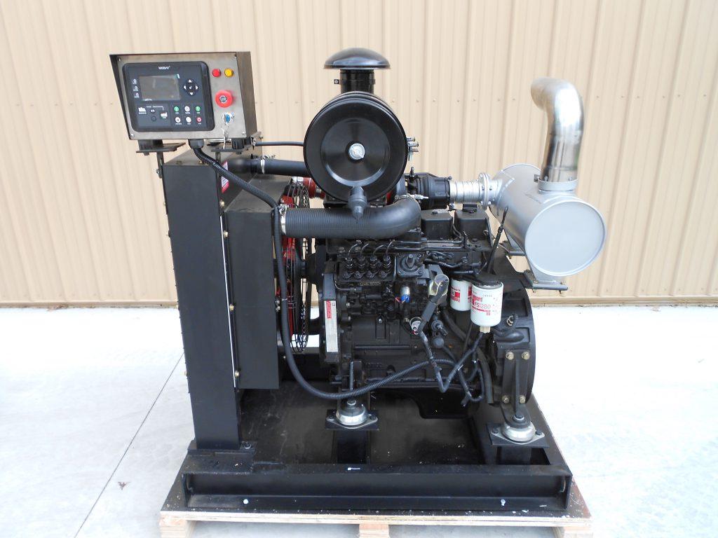 Cummins 4BTAA3.9C-110 Power Unit
