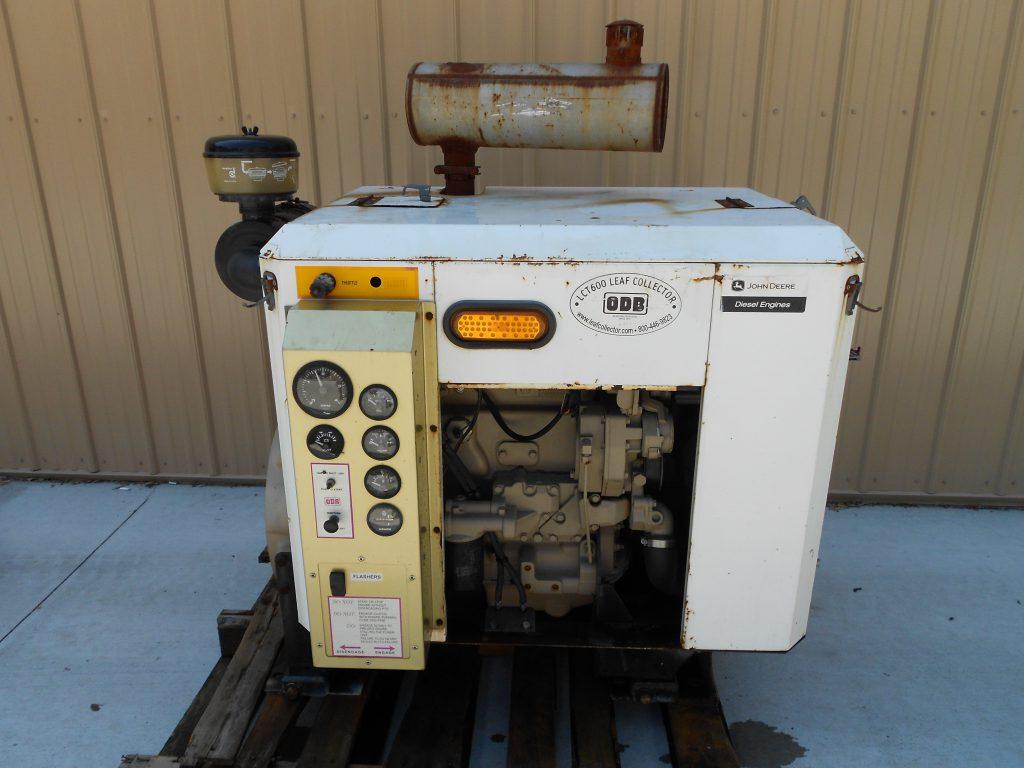 John Deere 4045D Power Unit