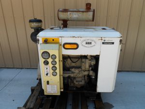 John Deere 4045D Power Unit