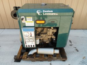 John Deere 4045T Power Unit